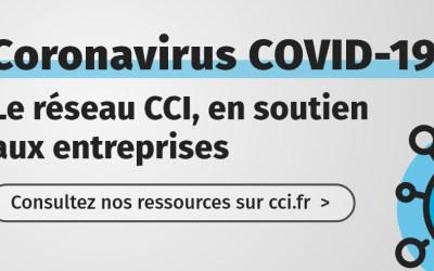 La CCI accompagne les entreprises