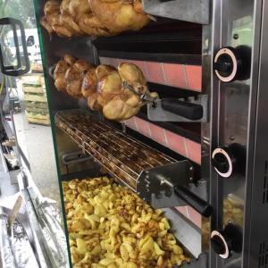 rôtissoire à poulets