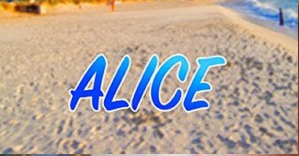 Alice by Sam Skyborne