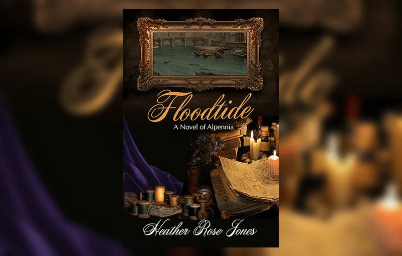 lesbian historical fantasy book