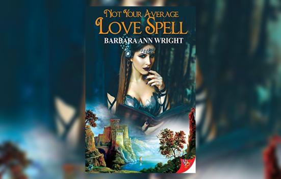 lesbian high fantasy book