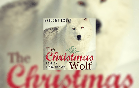 lesbian paranormal Christmas audiobook