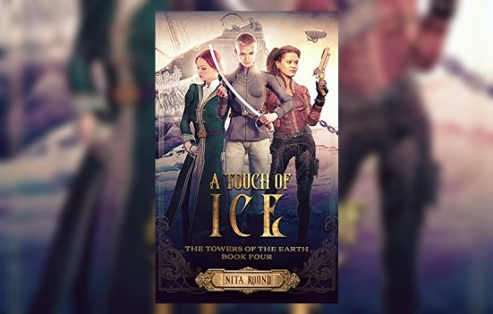 lesbian steampunk-fantasy books
