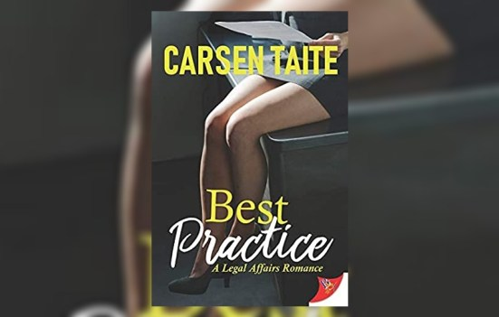 Legal Affairs Romance series by Carsen Taite