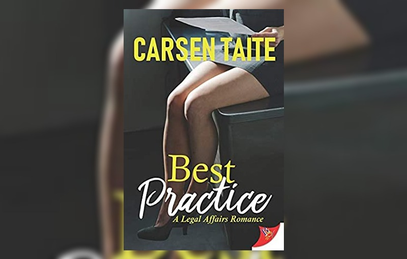 Legal Affairs Romance series by Carsen Taite