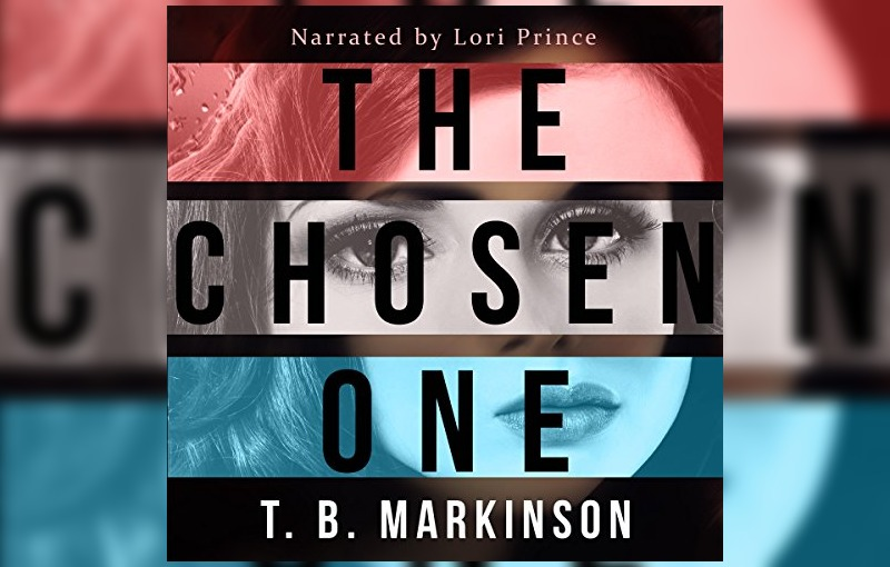 the chosen one series by tb markinson