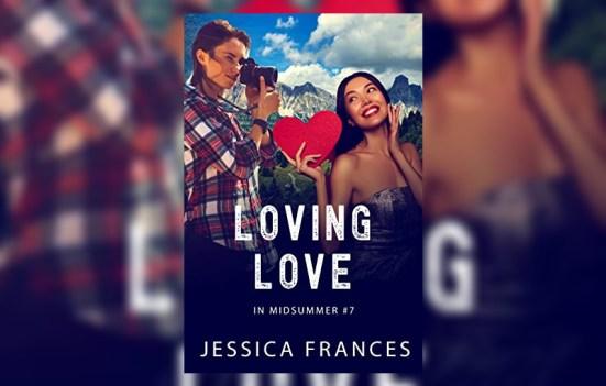 'Loving Love' by Jessica Frances