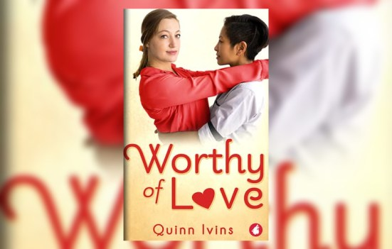 'Worthy of Love' by Quinn Ivins
