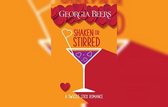 Shaken or Stirred byGeorgia Beers