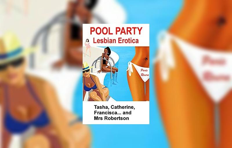 Pool Party by Paris Rivera