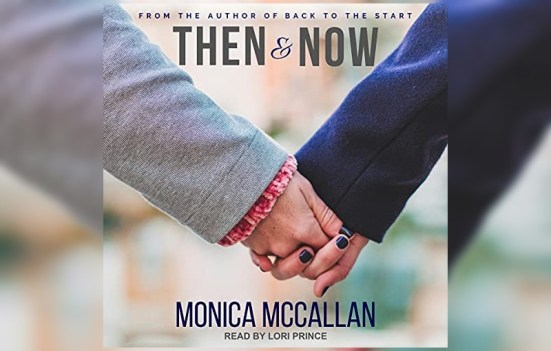 Then and Now by Monica Mccallan