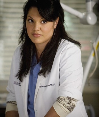 A picture of the character Callie Torres
