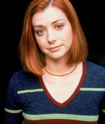 A picture of the character Willow Rosenberg