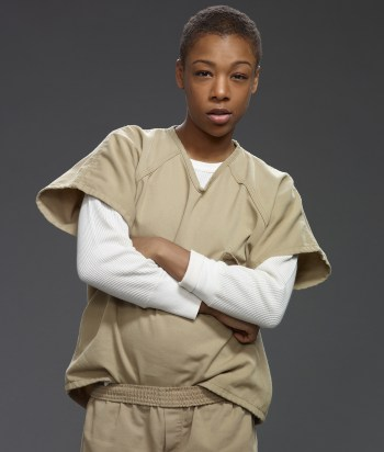 A picture of the character Poussey Washington - Years: 2013, 2014, 2015, 2016, 2017, 2019