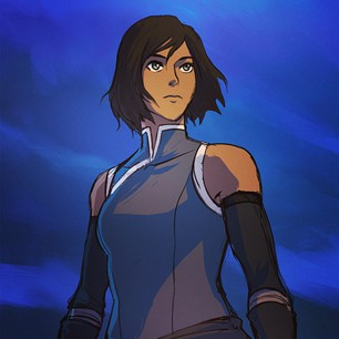 A picture of the character Korra - Years: 2012, 2013, 2014