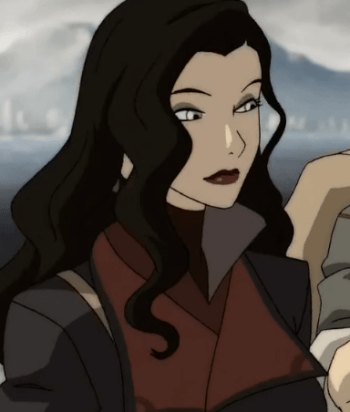 A picture of the character Asami Sato
