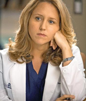 A picture of the character Erica Hahn - Years: 2006, 2007, 2008
