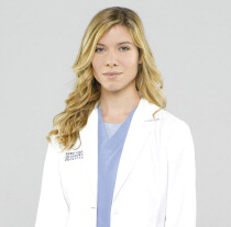 Leah Murphy - Fired for not being 'fit' to be a surgeon, she also slept with Arizona for a while.