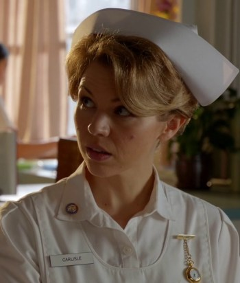 A picture of the character Lindsay Carlisle