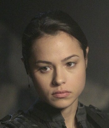 A picture of the character Alice Vega