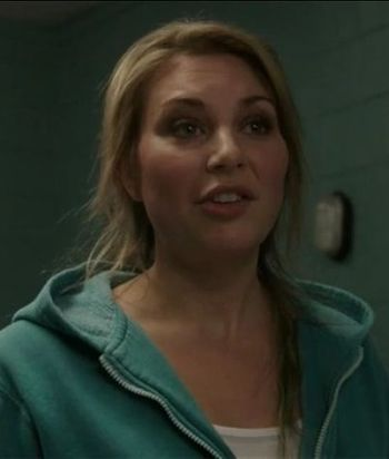 A picture of the character Allie Novak
