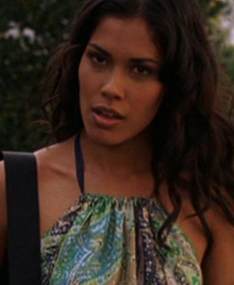 Anna Taggaro - Anna moves to Tree Hill to escape rumors that she has been having a relationship with another girl. She ends up coming out after being harassed.
