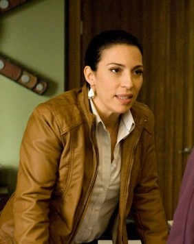 A picture of the character Nicole Jackson - Years: 2011, 2012