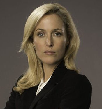A picture of the character Stella Gibson