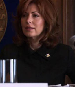 A picture of the character Barbara Grisham