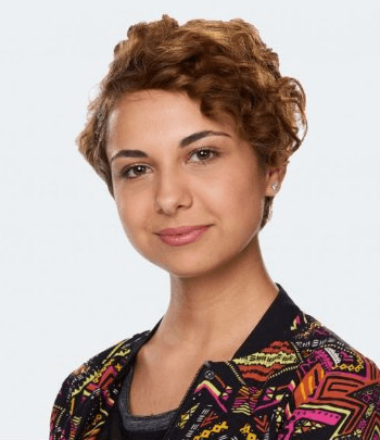 A picture of the character Rasha Zuabi - Years: 2017