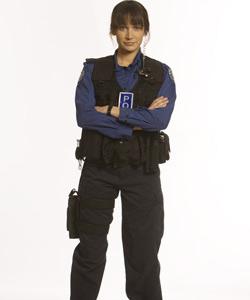 Stella Dagostino - A constable (later senior constable) in theTactical Response team.