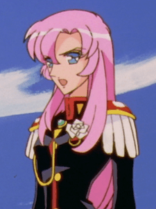 A picture of the character Tenjō Utena