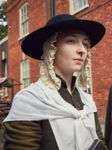 A picture of the character Amelia Scanwell