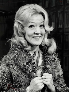 A picture of the character Wanda Rittenhouse Jeeter - Years: 1976, 1977