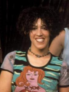 Jackie Garcia - Lesbian AA friend of theBillie.