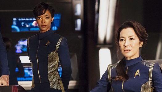 Discovering Star Trek