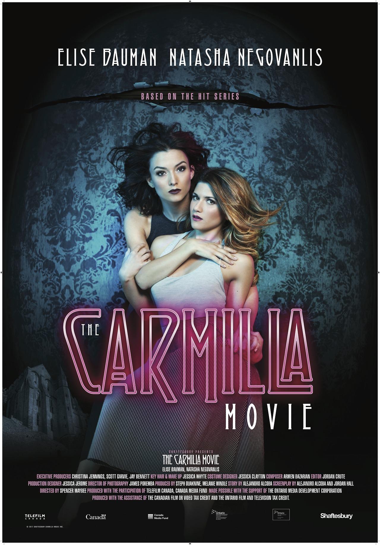 Twenty-One Days to Carmilla the Movie | LezWatchTV