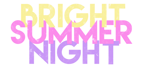 Bright Summer Night