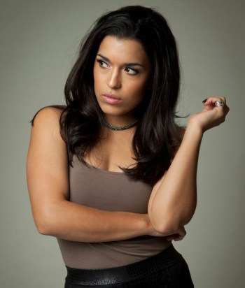 A picture of the actor Alicia Sixtos