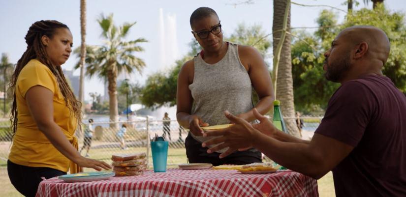 9-1-1 - Big gay picnic