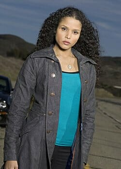 A picture of the character Carrie Rivai - Years: 2008