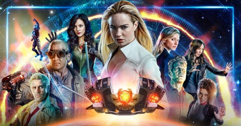 """""""Legends of Tomorrow"""" is Normalizing Queerness and it's Awesome"""