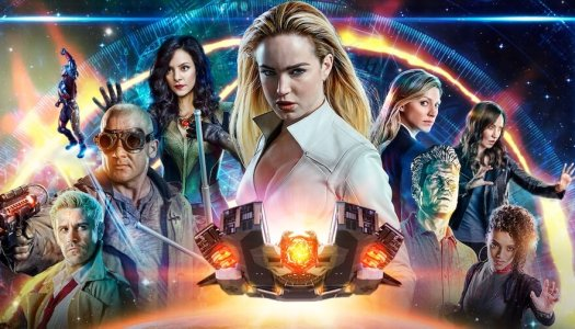 """Legends of Tomorrow"" is Normalizing Queerness and it's Awesome"