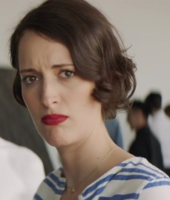 A picture of the character Fleabag - Years: 2016, 2019
