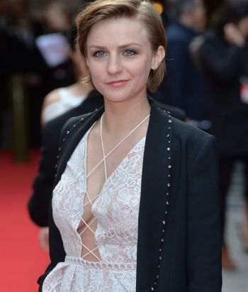 A picture of the actor Faye Marsay