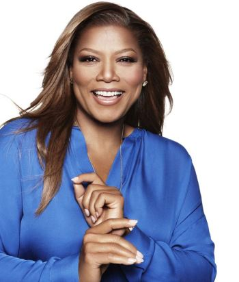 A picture of the actor Queen Latifah