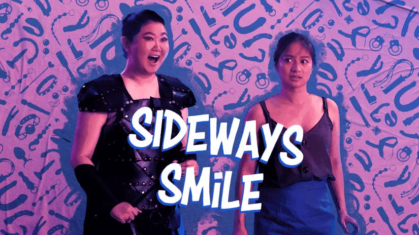Sideways Smile
