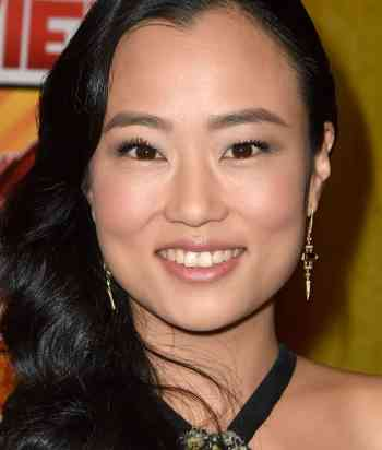 A picture of the actor Diana Bang
