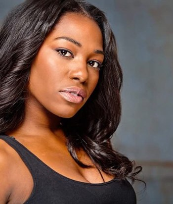 A picture of the actor Laci Mosley