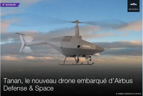 Drone-embarque